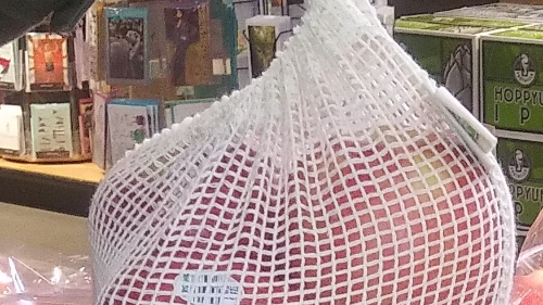 Small Mesh Produce Bag