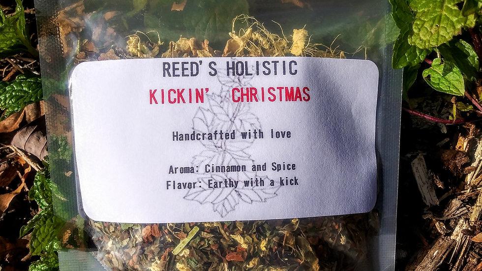 Kickin' Christmas Tea