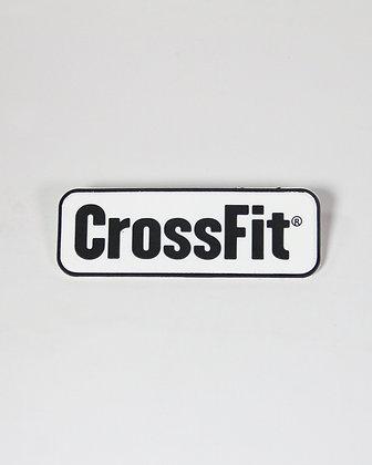 CrossFit Patch Wit PVC