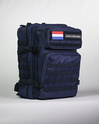 Blue Warrior Backpack 45L