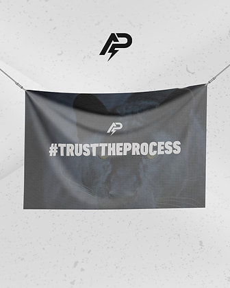 #Trusttheprocess vlag