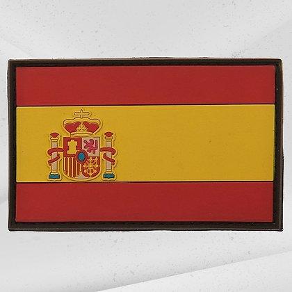 Spain Patch PVC