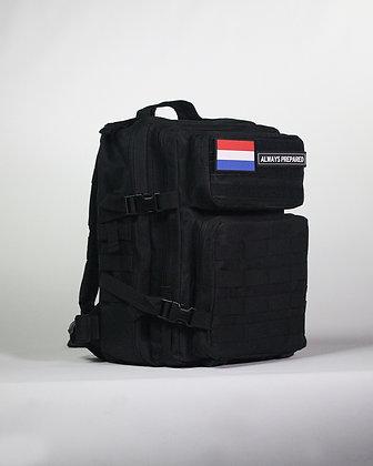 Black Warrior Backpack 25L
