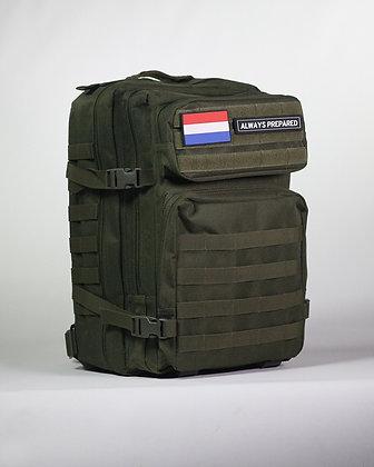 Green Warrior Backpack 45L