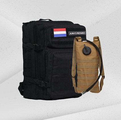 Combideal + Backpack & Camelbak