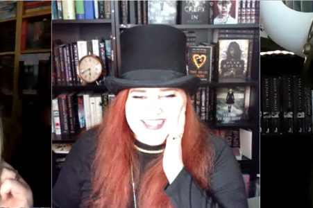 The Curse Returns or Another Chat With Dawn Kurtagich