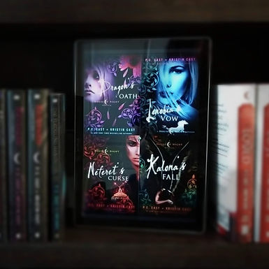 House of Night Novellas