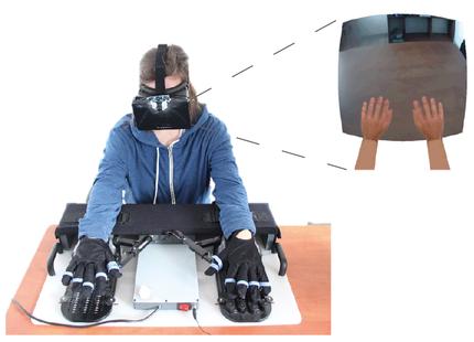 Rehabilitation with Virtual Reality