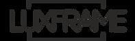 Logo LUXframe světelné obrazy