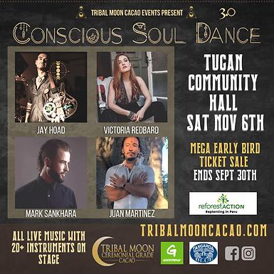 Conscious Soul Dance 3.0