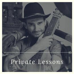 GIFT VOUCHER 1 - PRIVATE LESSON