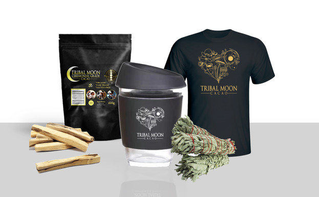 TM Cacao & Merch Pack