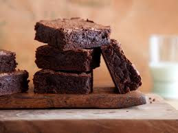 Cacao Brownies - a deliciously healthy snack.