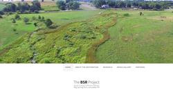 Web platform for Big Spring Run project