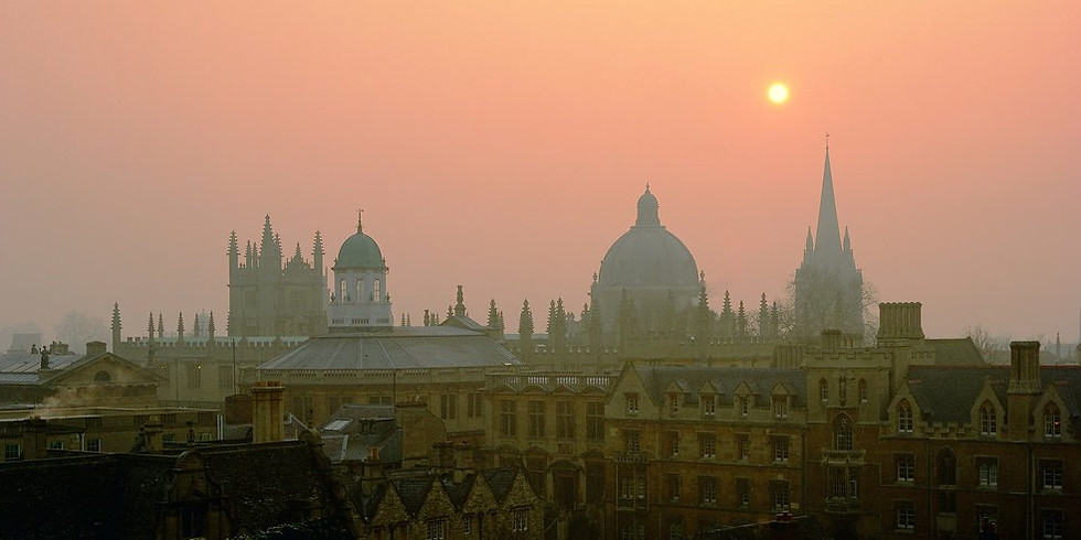 Oxford Air Quality Meeting