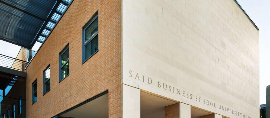 New Position: Career Development Fellow, Marketing & Consumer Demography (with Saïd Business School)