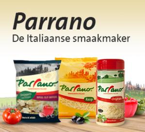 Display banner Parrano