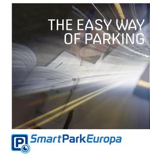 SmartParkEuropa Logo & huisstijl