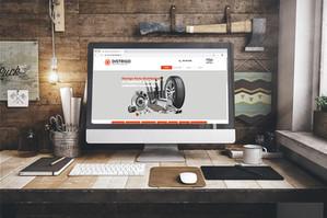 Ontwerpen & realisatie website Distrigo.nl