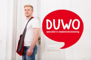 DUWO specialist in studenten- huisvesting