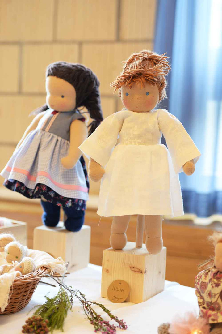 Puppenwelten
