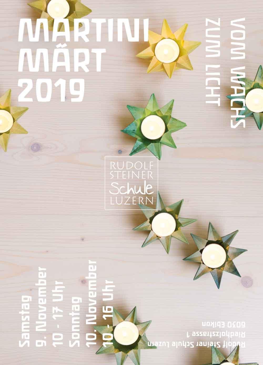 Martini-Märt Flyer 2019