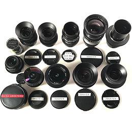 Zeiss Prime Lens Set