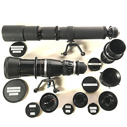 Prime Lens Arsenal