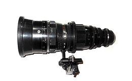 Cooke 20-100mm Zoom Lens