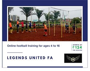 Legends United FA