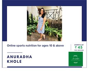 Anuradha Khole