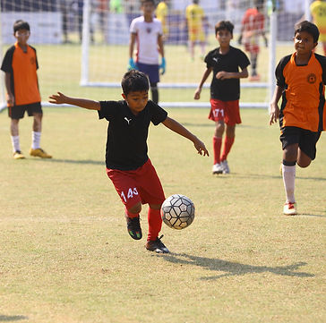 India on track - LaLiga Football Schools at Home