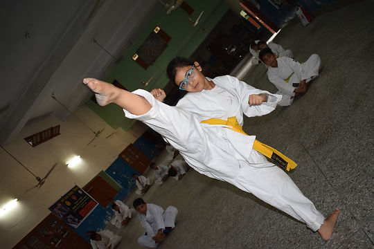 Sachin's Dojo
