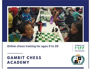Gambit Chess Academy