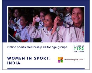Women in Sport India