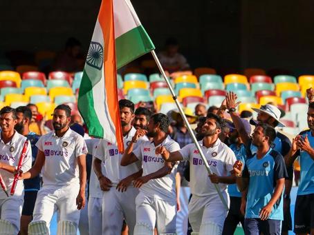 India Vs Australia, 2020-21. A classic David vs. Goliath!