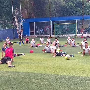 German Football academy