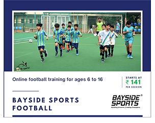 Bayside Sports - Football Training