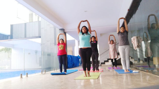 Biohm Fitness and Yoga