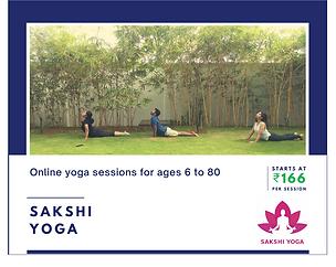 Sakshi Yoga