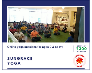 Sungrace Yoga Studio