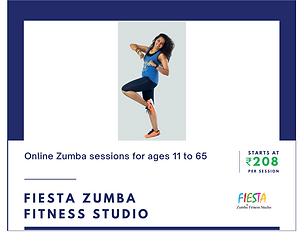 Fiesta Zumba Fitness Studio