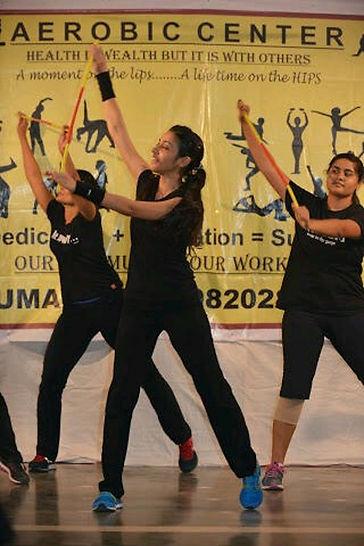 Aerobics Centre - Dance
