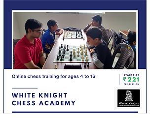 White Knight Chess Academy