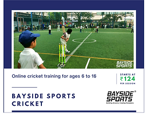 Bayside Sports - Cricket Training