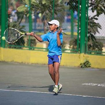 Sreenidhi Sports Academy - Tennis Training