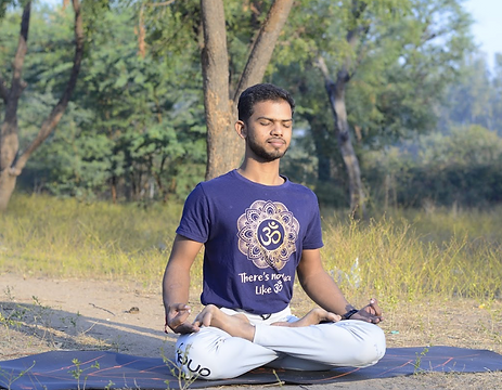 Yoga with Jaymit