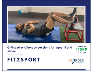 Fit2Sport Physiotheraphy