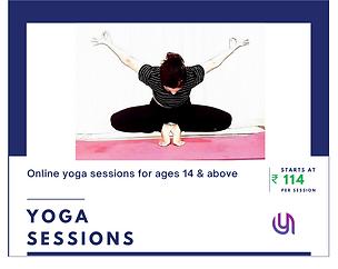 Yoga with Asmita Vadnere