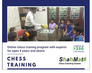 ShahMat# Chess Coaching